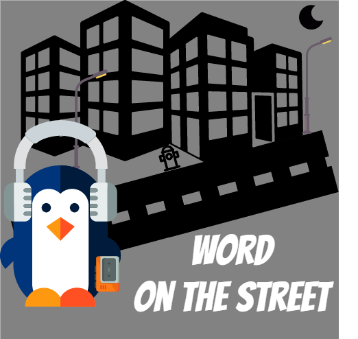 Word on the Street: March 2017